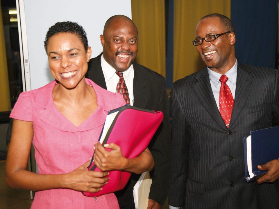 1res Journées caribéennes du droit de l'exécution : historiques !