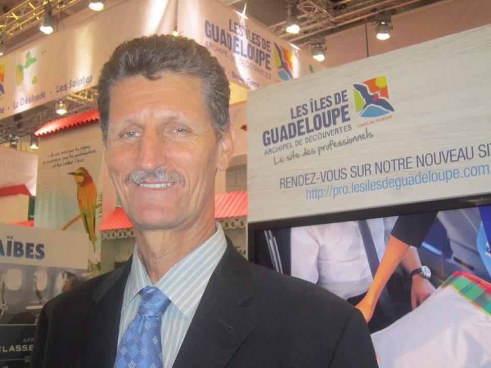 """Hilaire Brudey : """"Le tourisme est un relais de croissance pour les Antilles-Guyane""""."""