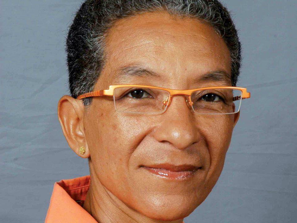 """Chantal Berthelot : """"La Guyane doit disposer de tous les outils pour son développement !"""""""