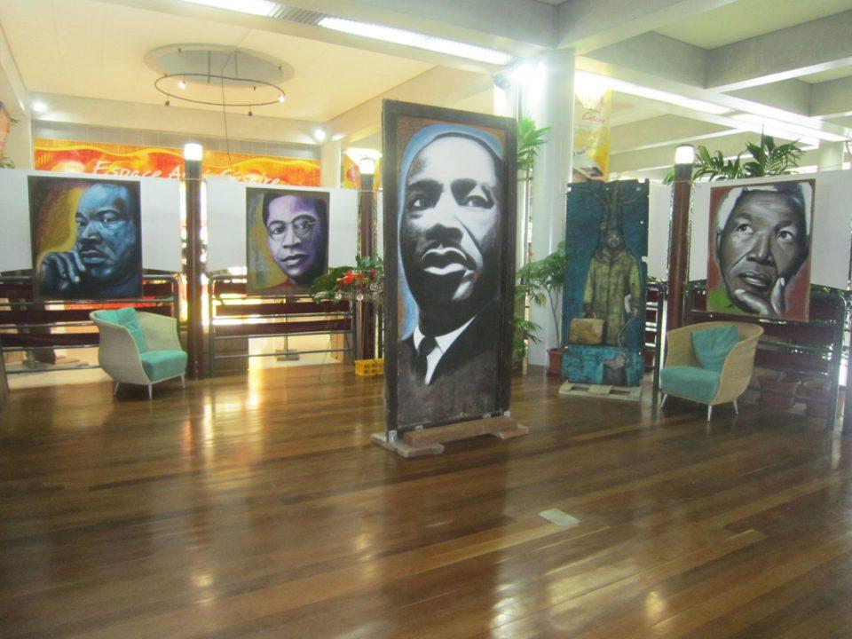 Martinique Aimé Césaire a son espace Aimé Césaire