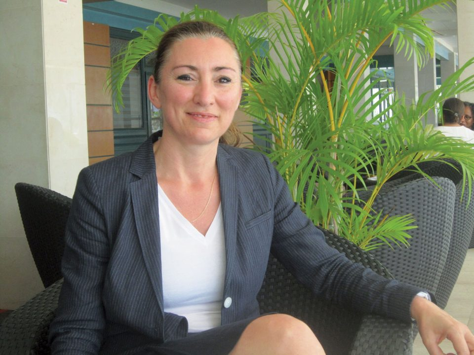 "Nathalie Gilly : ""Accompagner les professions réglementées"""