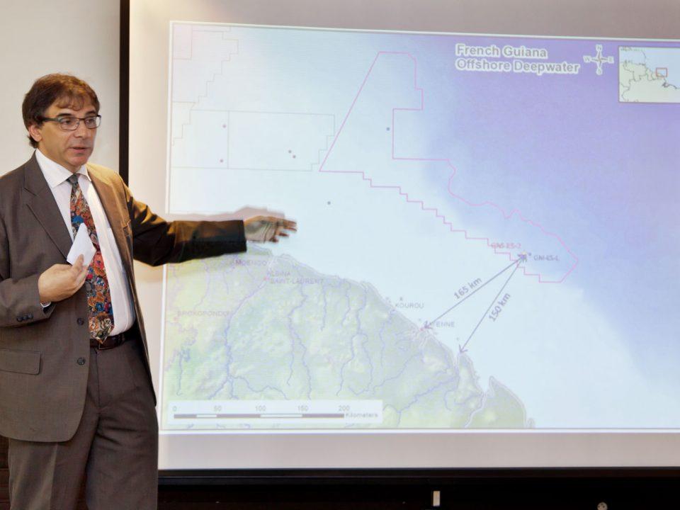 Pétrole en Guyane : la concertation continue