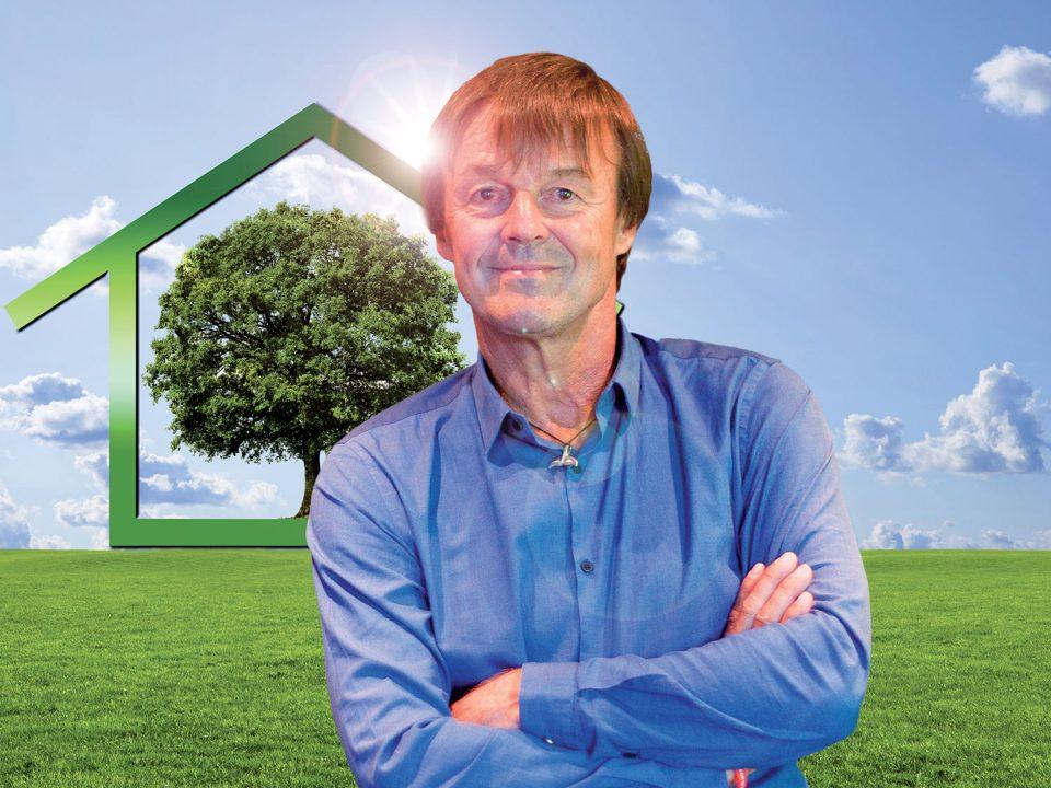 """Nicolas Hulot : """"L'écologie n'est plus une option !"""""""