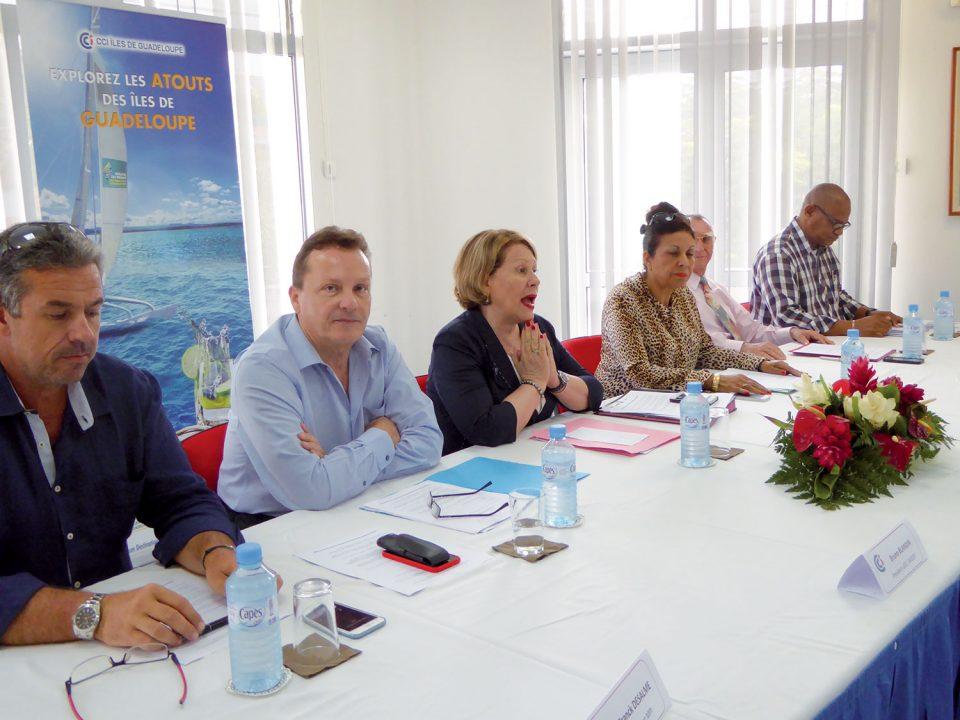 Guadeloupe Economique : parler d'une voix !