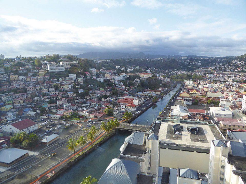 Contrats de ville en Martinique  pour les quartiers défavorisés