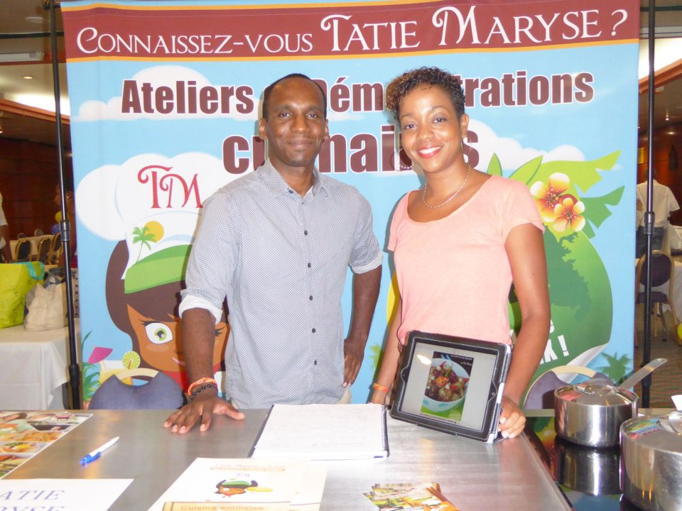 Les recettes culinaires de Taty Maryse