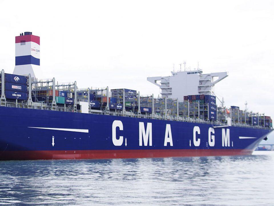Rapprochement Dubreuil Aéro-CMA CGM