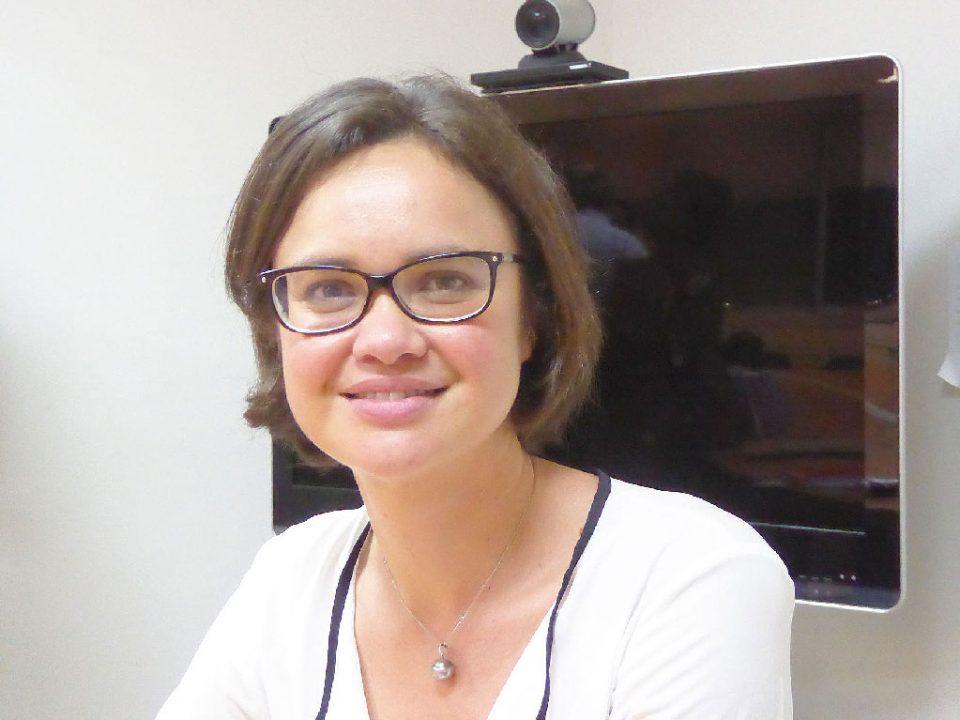 Véronique Bertile, ambassadrice déléguée à la coopération régionale dans la zone Antilles-Guyane