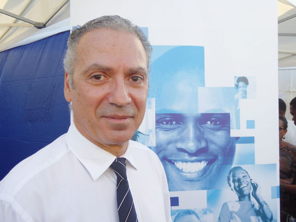 Relations CCI-Gouvernement : l'avis de Manuel Baudouin, président de la CCI Martinique