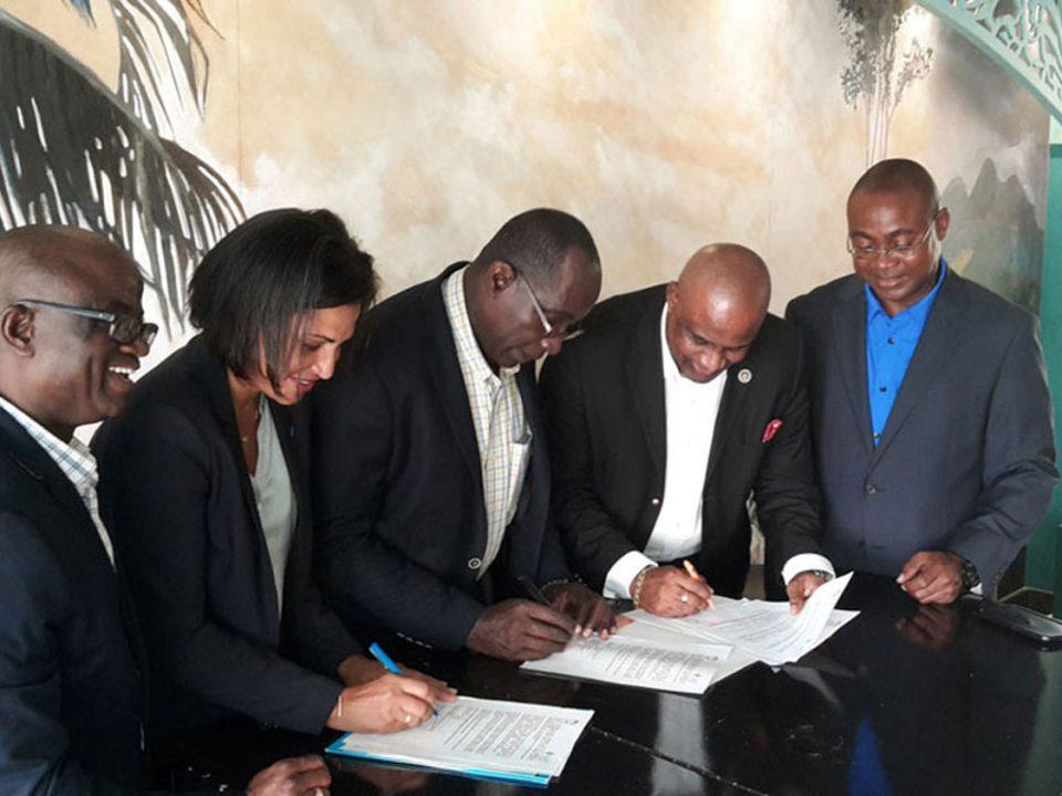Un protocole d'accord entre Gat Caraïbe et CMI