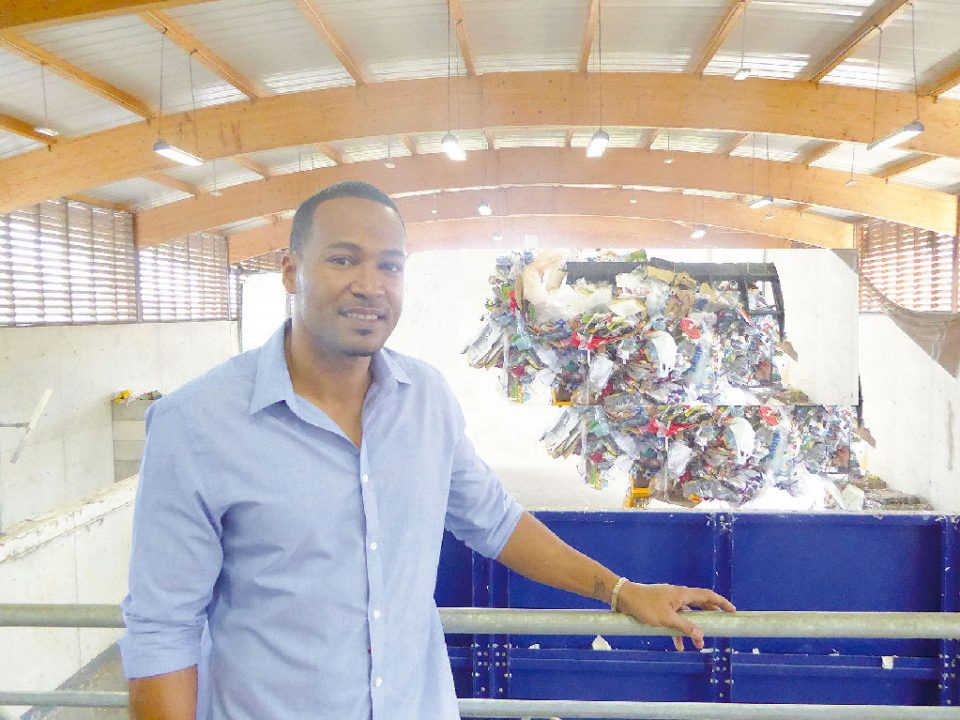 Guyane Recyclage se prépare à l'accroissement du gisement des papiers