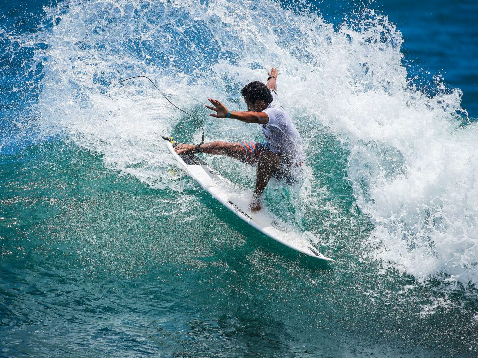 Beau tableau final au 2e Martinique Surf Pro