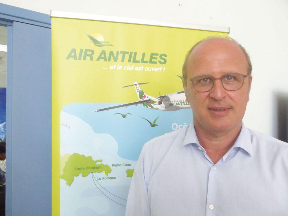 Air Antilles Express : la petite compagnie fait comme une grande !
