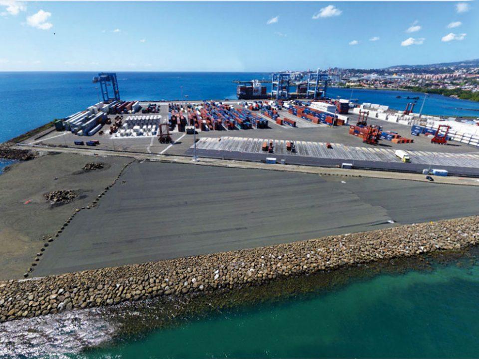 Le Grand port maritime de Martinique s'agrandit