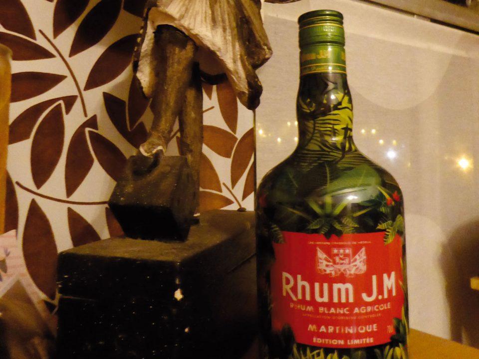 L'authenticité de la distillerie JM