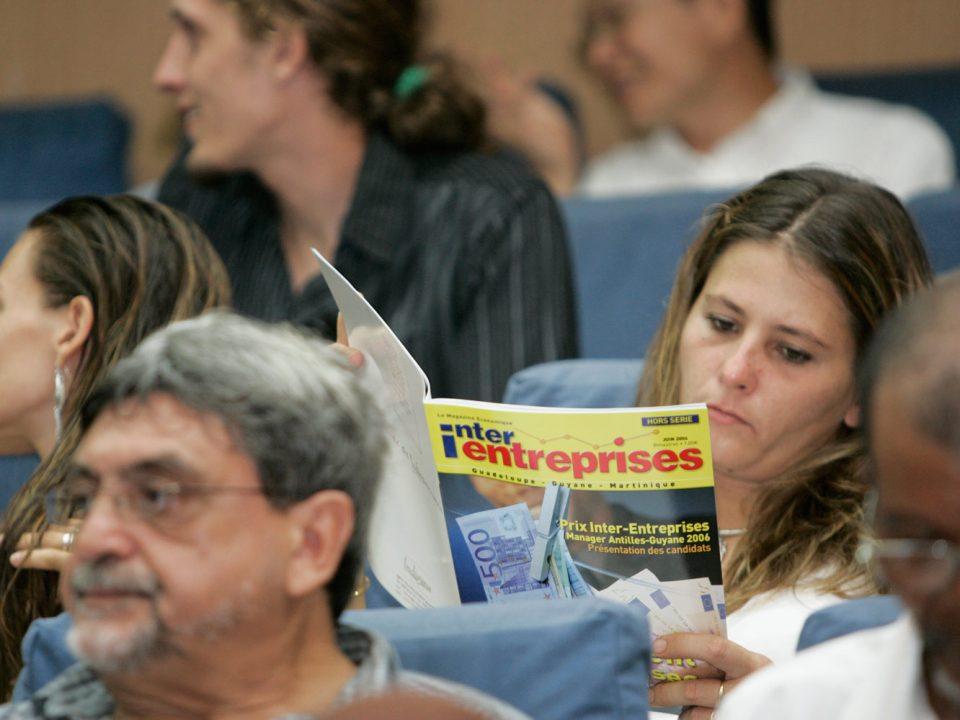 Inter-Entreprises dans le Calendrier de l'égalité