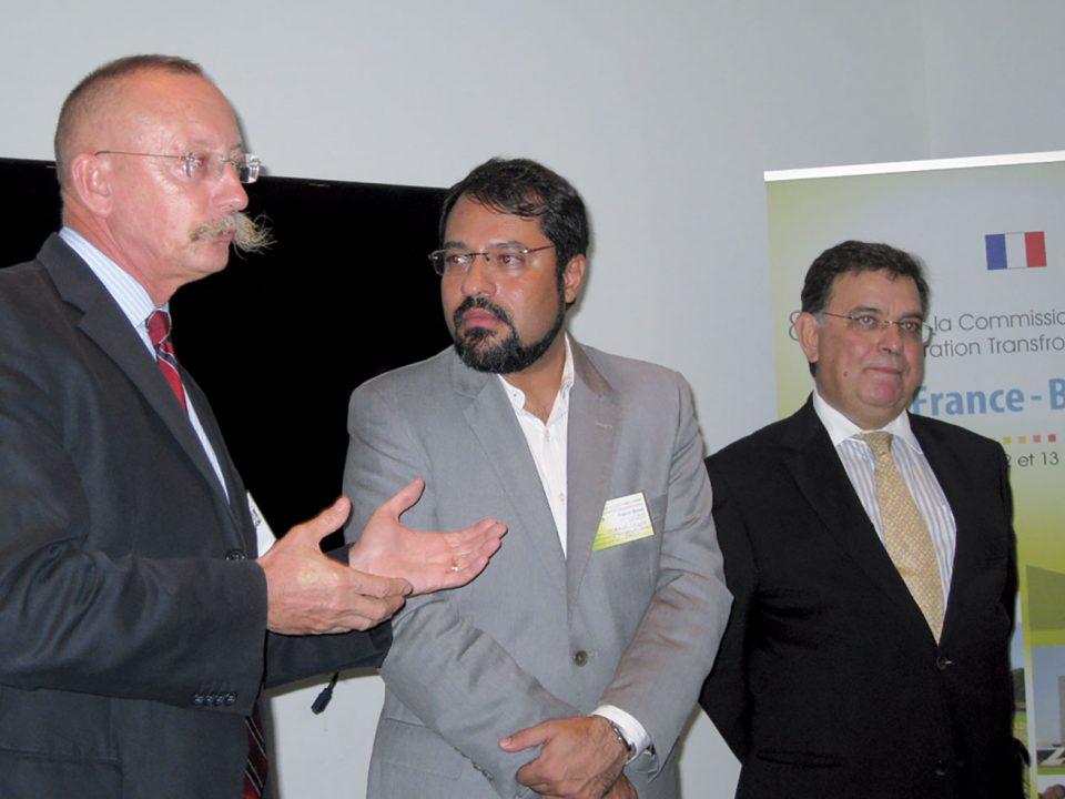 Coopération avec le Brésil : les discussions se poursuivent