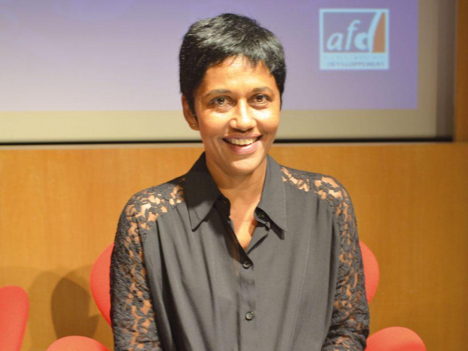 Ericka Bareigts, ministre des outre-mer