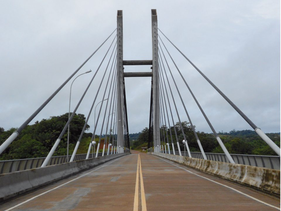 Pont de l'Oyapock : pourquoi il n'est pas prêt d'ouvrir