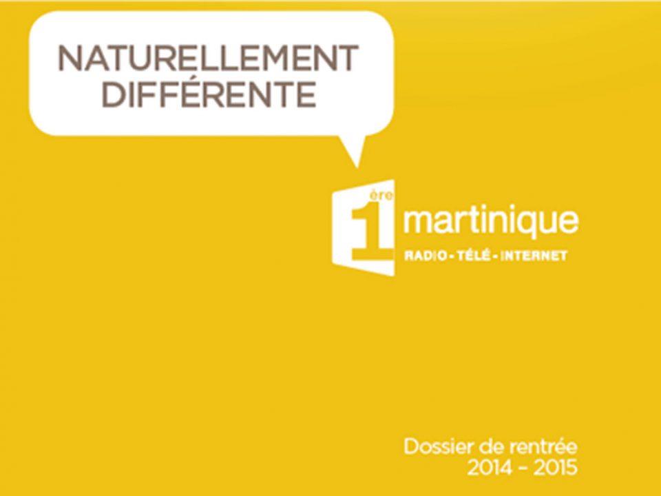 Martinique Première fait sa rentrée sous le signe de l'économie
