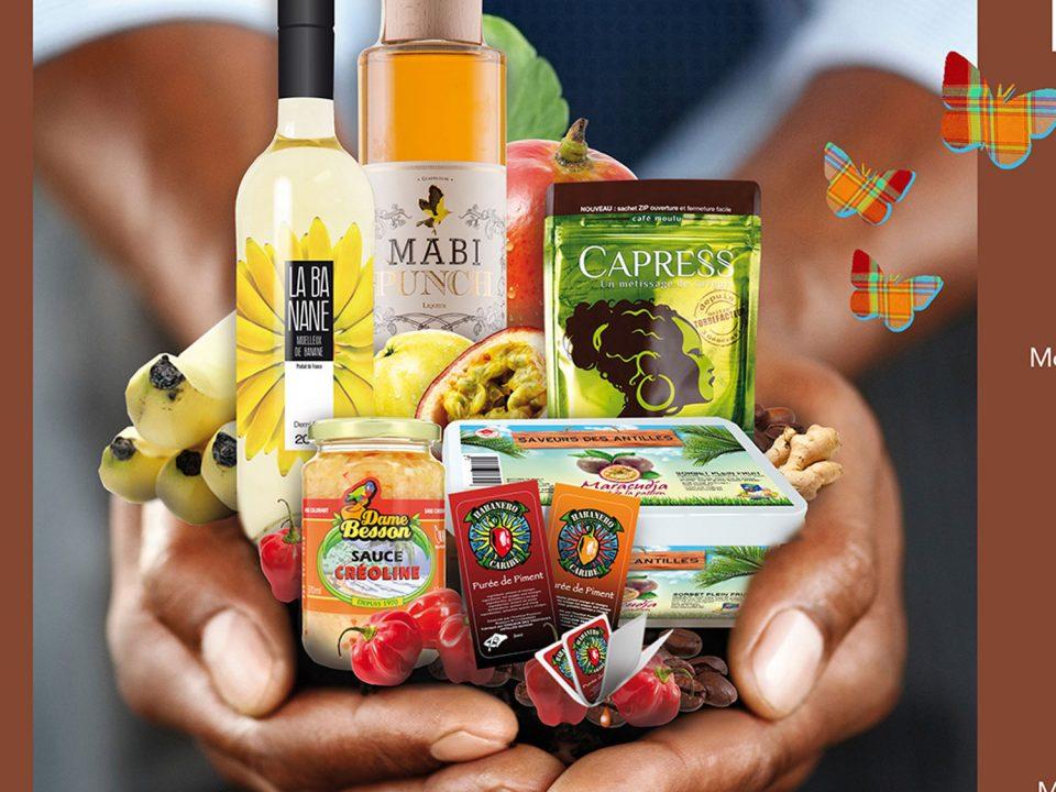 12 entreprises des Antilles françaises au SIAL