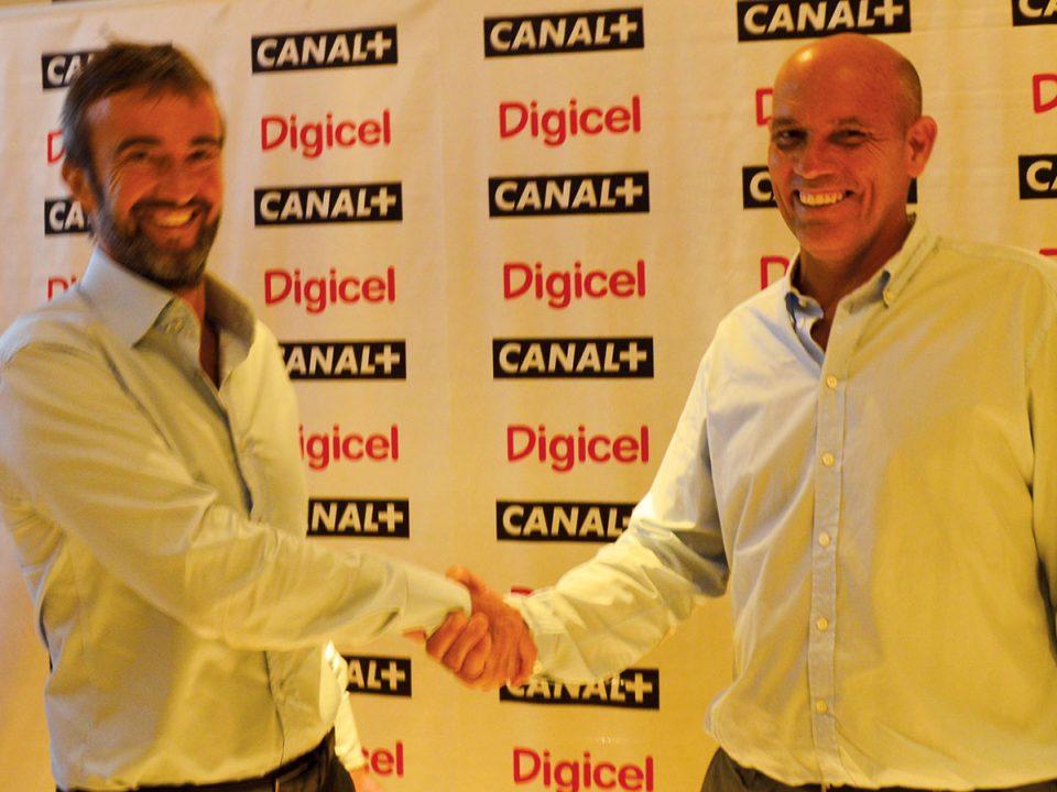 Digicel et Canal+ Antilles se marient