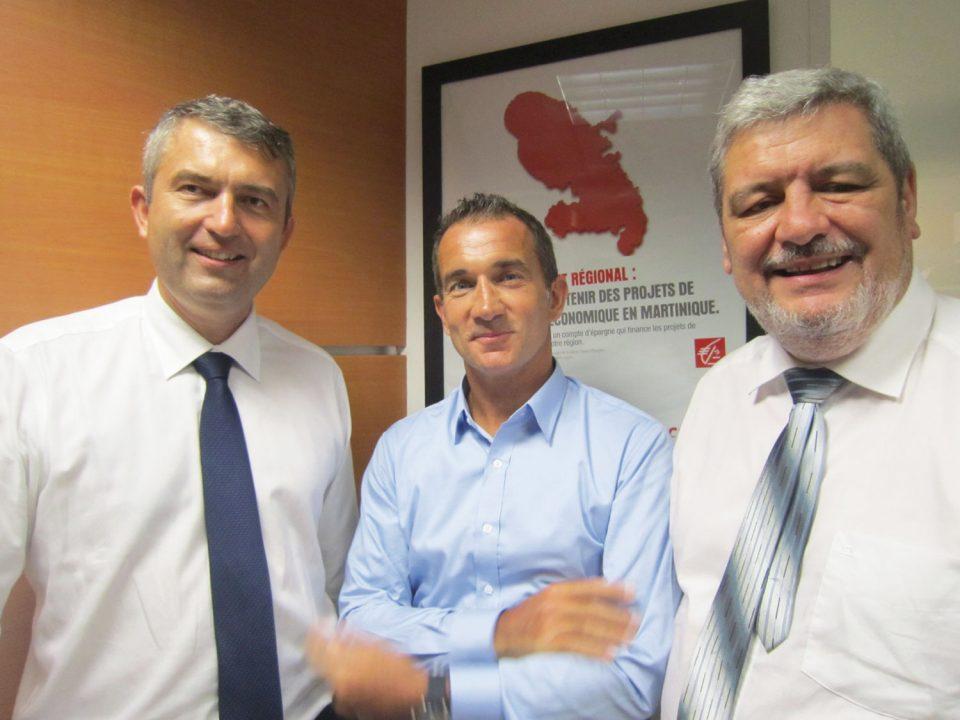 La Caisse d'Epargne Provence-Alpes-Corse veut se renforcer Outre-mer
