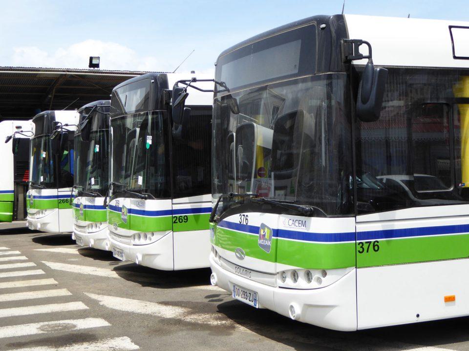 Transport urbain de passagers en Martinique : et si le transport devenait gratuit sur le périmètre de la Cacem ?