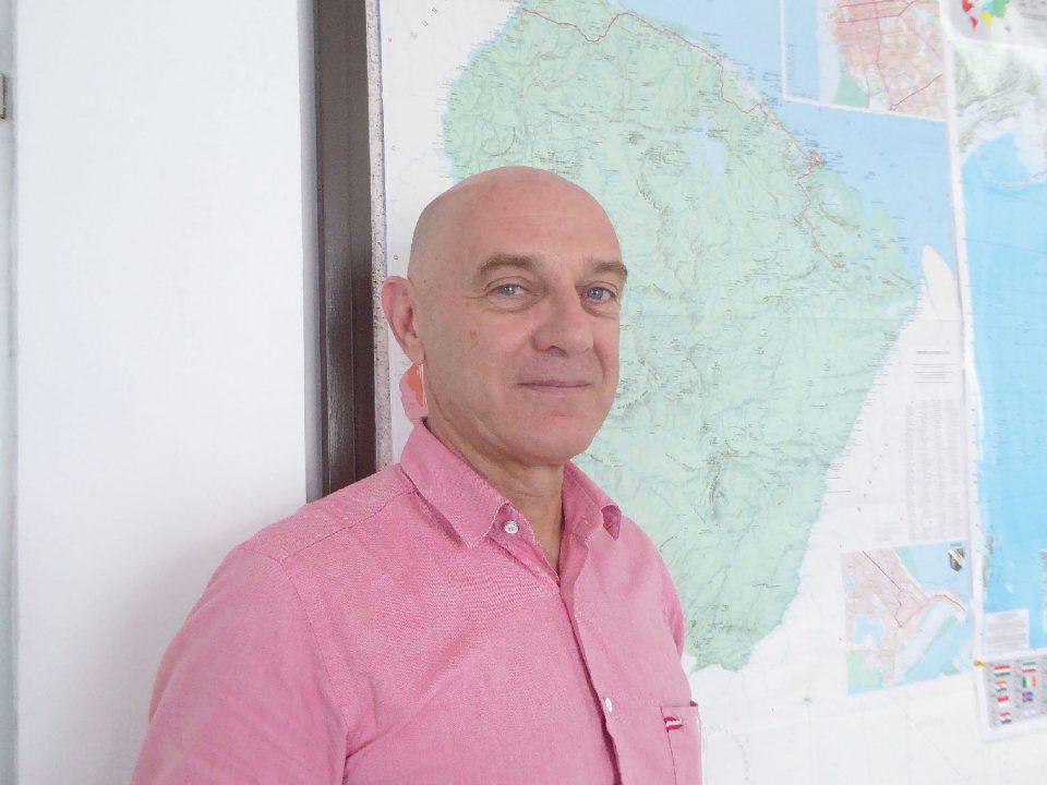 """Philippe Lemoine : """"Devenir une base logistique pour l'activité pétrolière"""""""