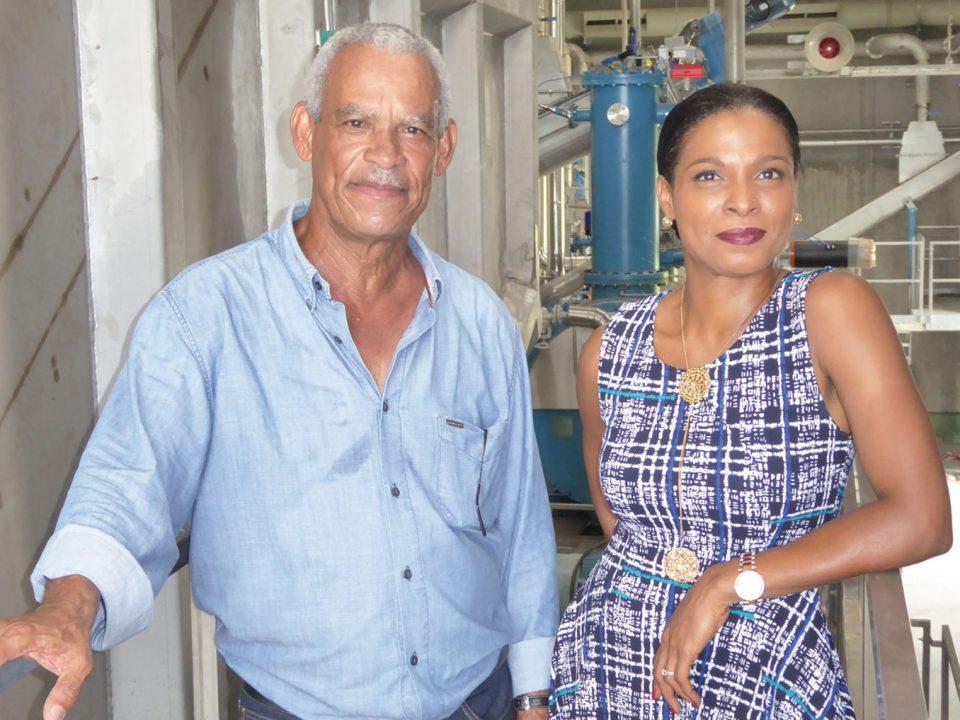 """Tous les producteurs de déchets carnés ont créé la Gedeg : """"La Guadeloupe doit devenir vertueuse pour le traitement de ses déchets !"""""""