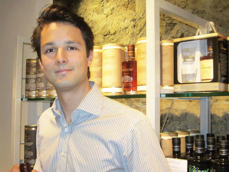 Rhum Clément recycle ses bouteilles