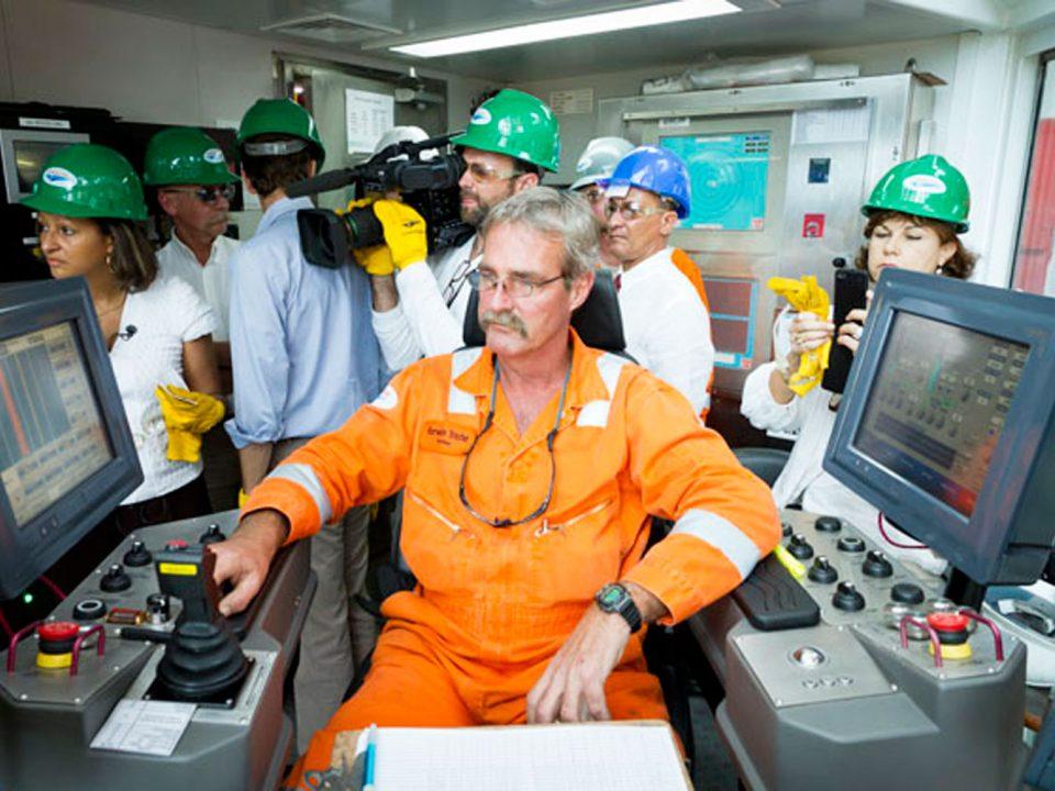 Guyane : Tullow Oil a débuté le forage à 150 km des côtes de Cayenne