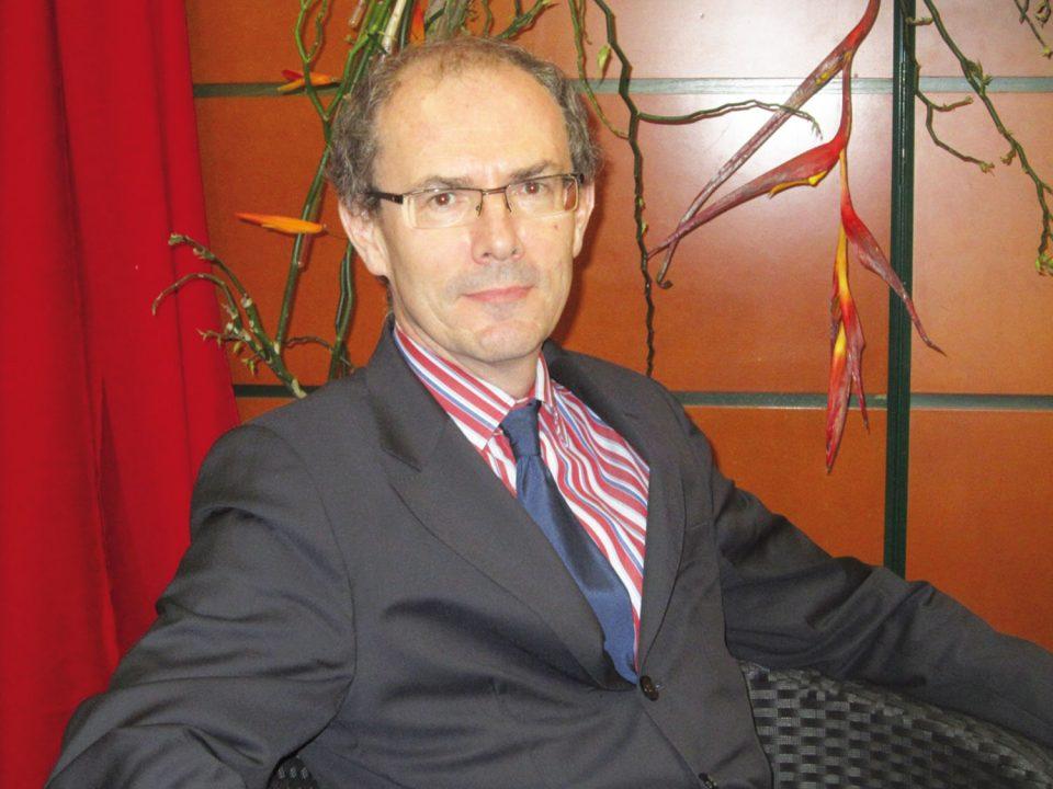 """Jacques Moineville : """"Travailler par espaces géographiques cohérents"""""""