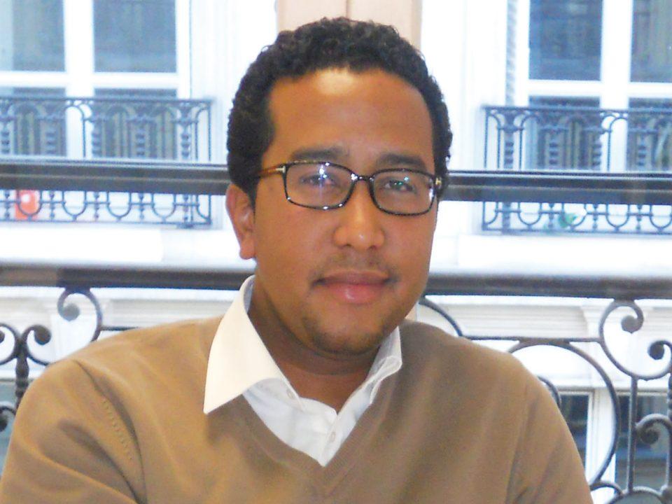 Pascal Fardin,  Responsable du pôle Economie à la Maison de la Martinique