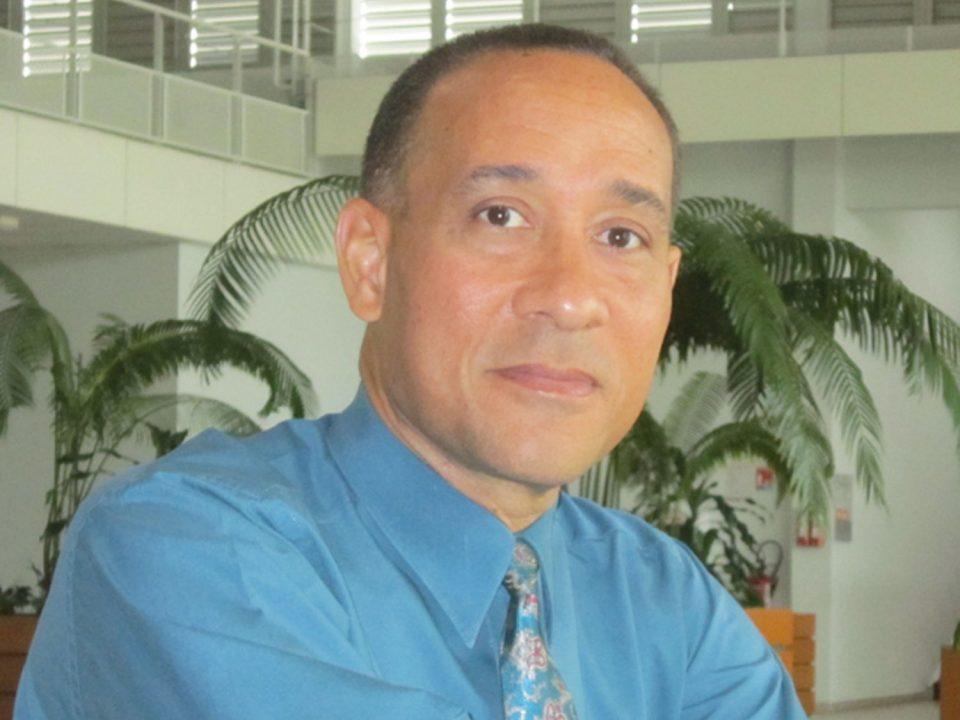 Gordon Charles, vice-président du National Development Corporation