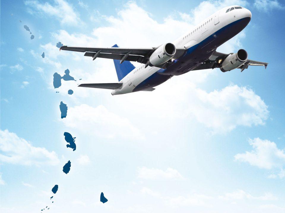 Transport aérien aux Antilles-Guyane: Comment se différencier dans un espace concurrentiel ?