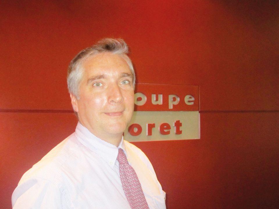 """Denis Lesueur, Président du directoire du Groupe Loret: """"La procédure de sauvegarde, un filet de sécurité pour l'entreprise !"""""""