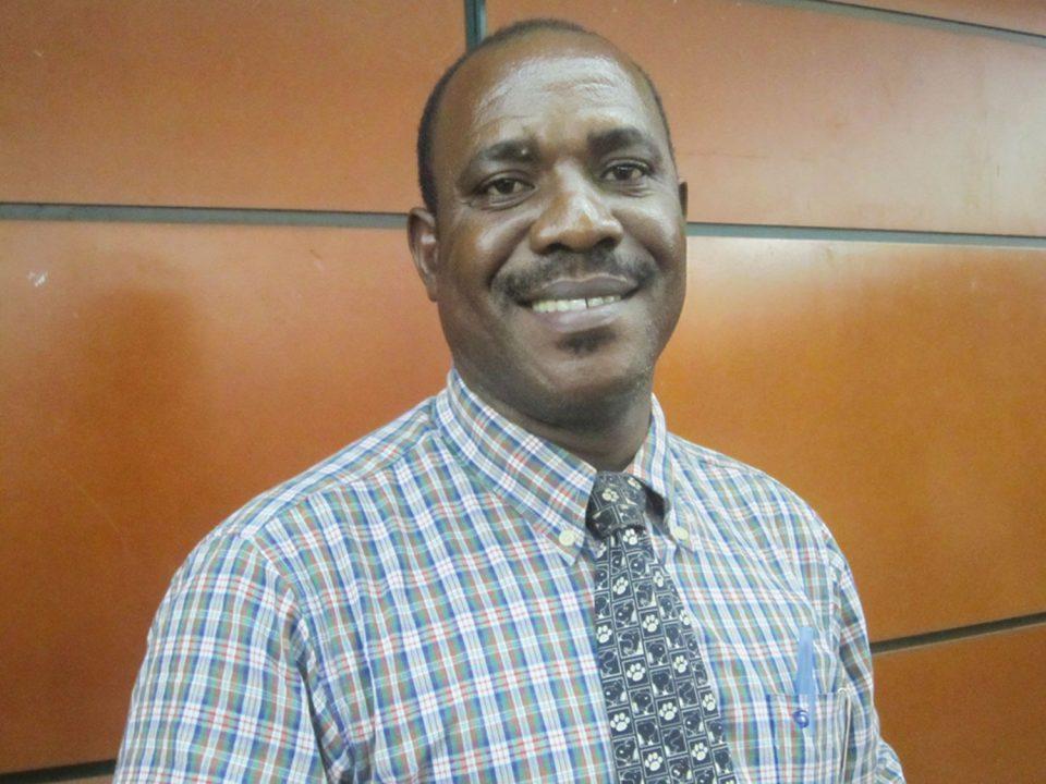 David Elizee, vice-président de Dominica Manufacture Association