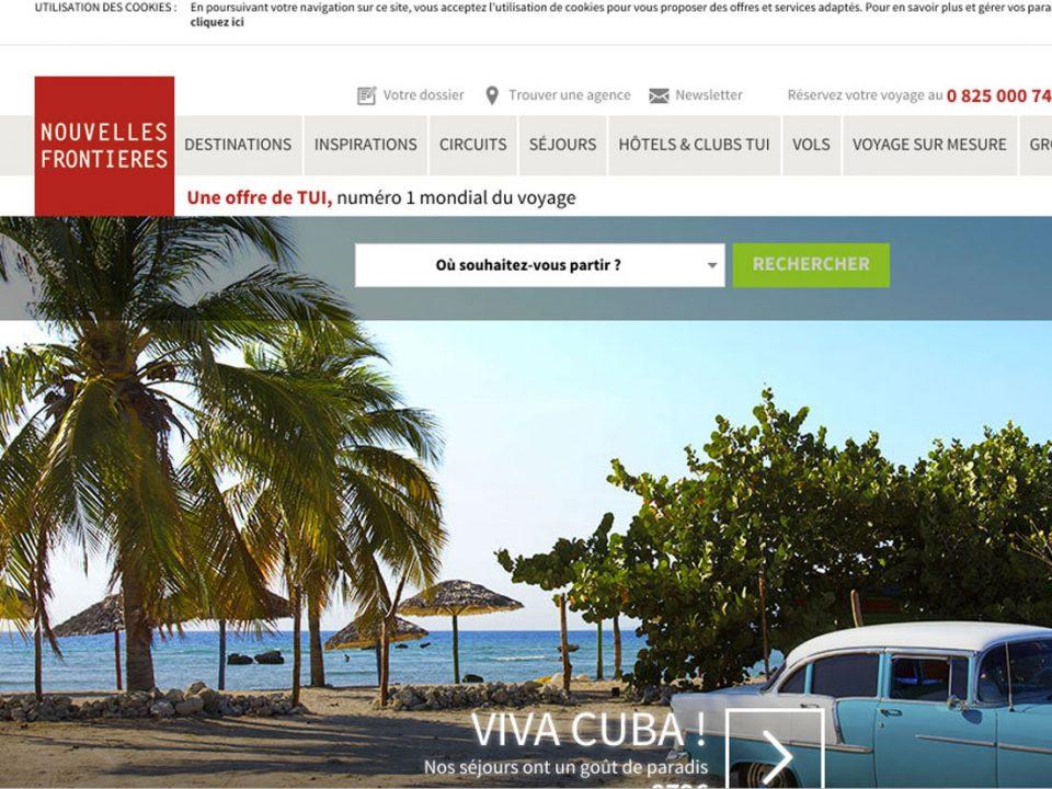 Les Agences Nouvelles Frontières des Antilles reprises par les Agences Sainte-Claire de Guyane