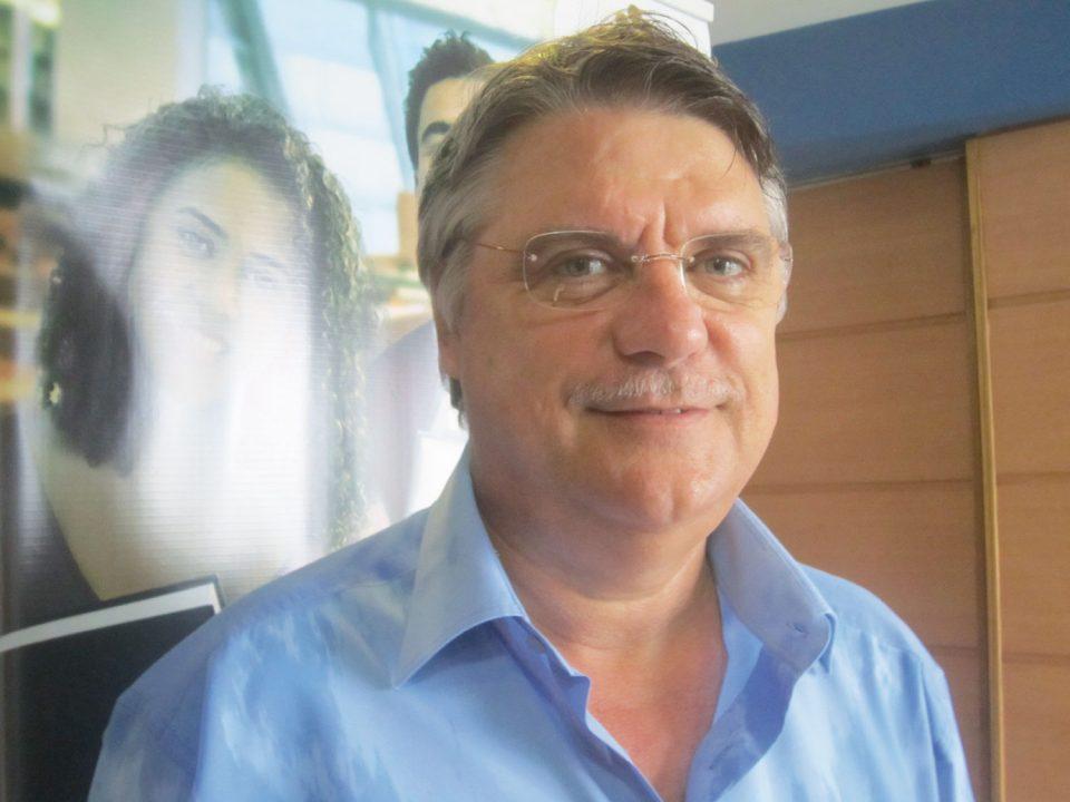 André Borel, président de la commission Emploi-Formation de l'UDE-Medef Guadeloupe, vice-président du Fongécif