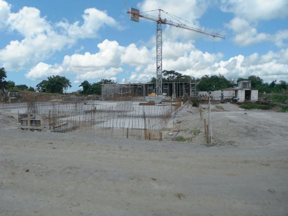 Assainissement : La Martinique aura son usine de traitement des boues