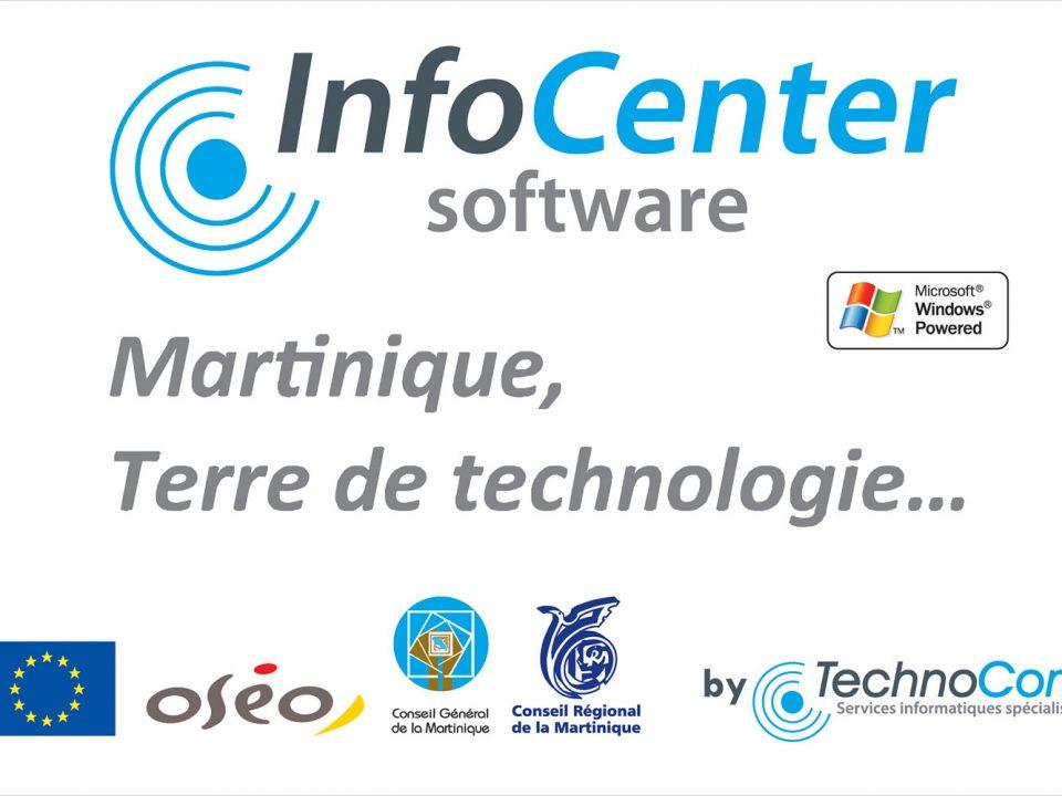 Info Center finalise son industrialisation