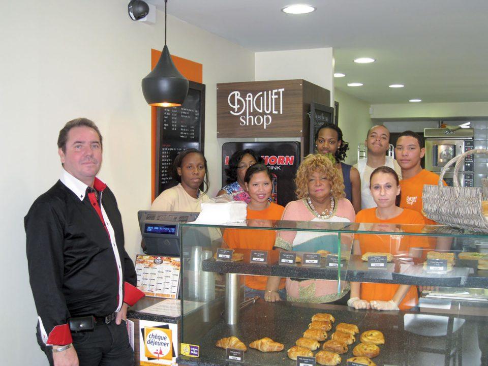 Baguet Shop ouvre ses portes à Collery