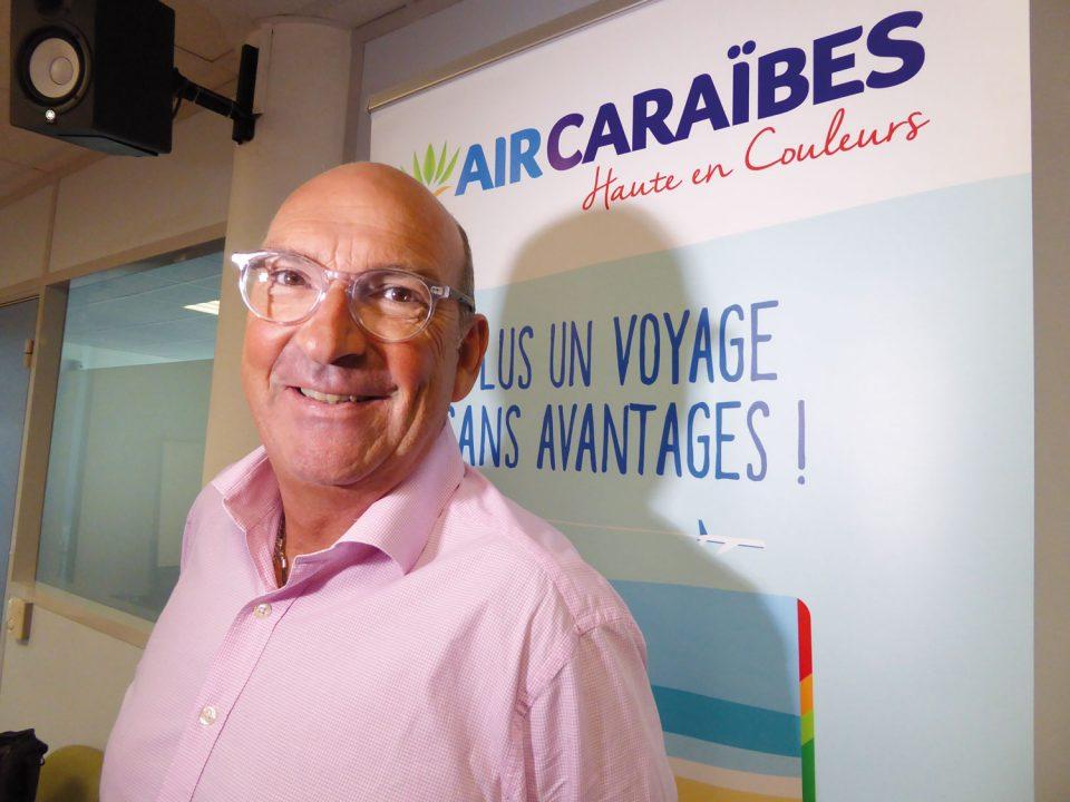 Air Caraïbes fait un point d'étape à six mois après le lancement de Air Caraïbes Simply.