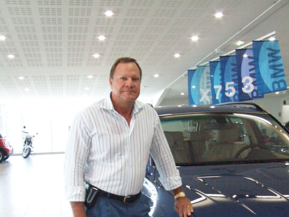 """Patrick Blandin: """"Nous voulons devenir un acteur de poids dans l'automobile en Guadeloupe et en Martinique"""""""