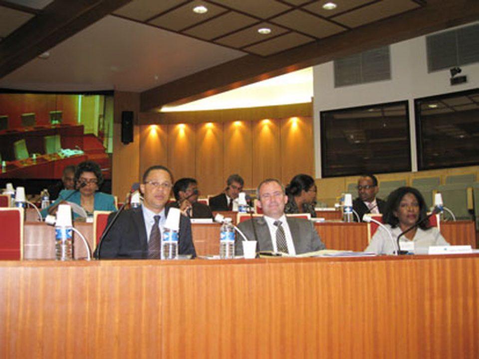 Pétrole : une délégation trinidadienne en Guyane