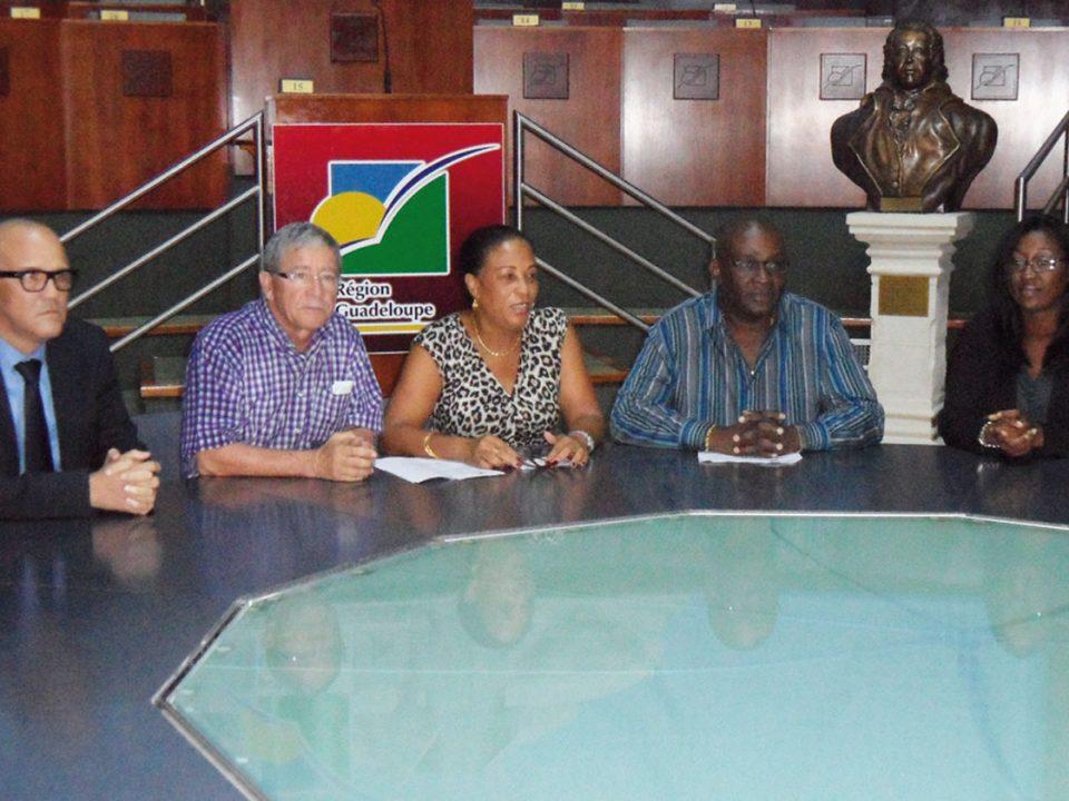 Guadeloupe-Antigue : entrer dans la phase opérationnelle