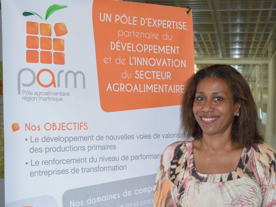 """Katia Rochefort : """"Le Parm permet de valoriser les productions locales et de créer de la richesse"""""""