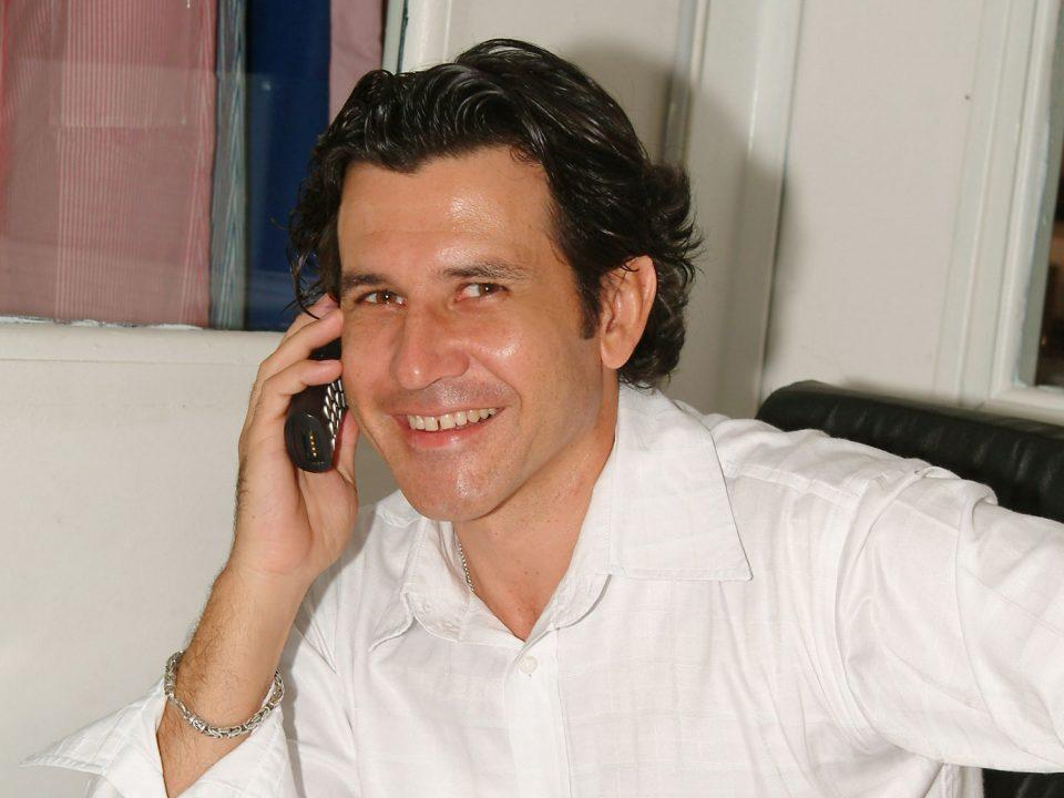 """Bruno Arcelin : """"Grandir mais pas grossir"""""""