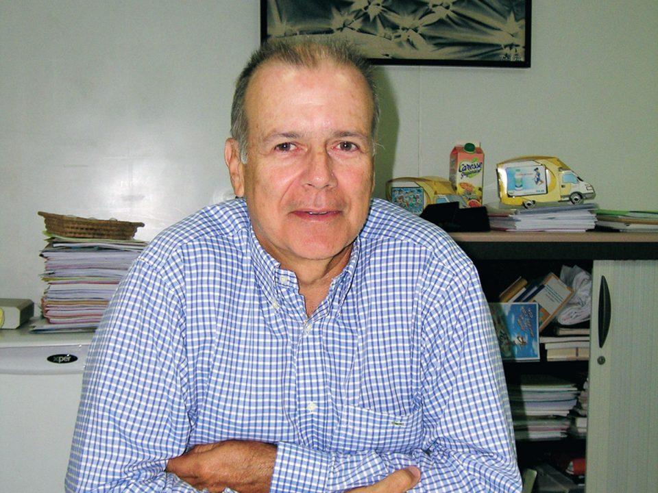 """Bernard Boullanger : """"L'octroi de mer : une problématique différente de celle des Antilles qui pénalise la Guyane"""""""